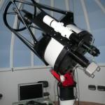 Aspecto del Telescopio