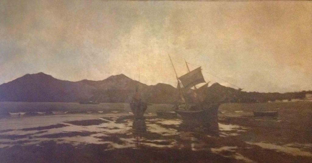 O Areal 1892