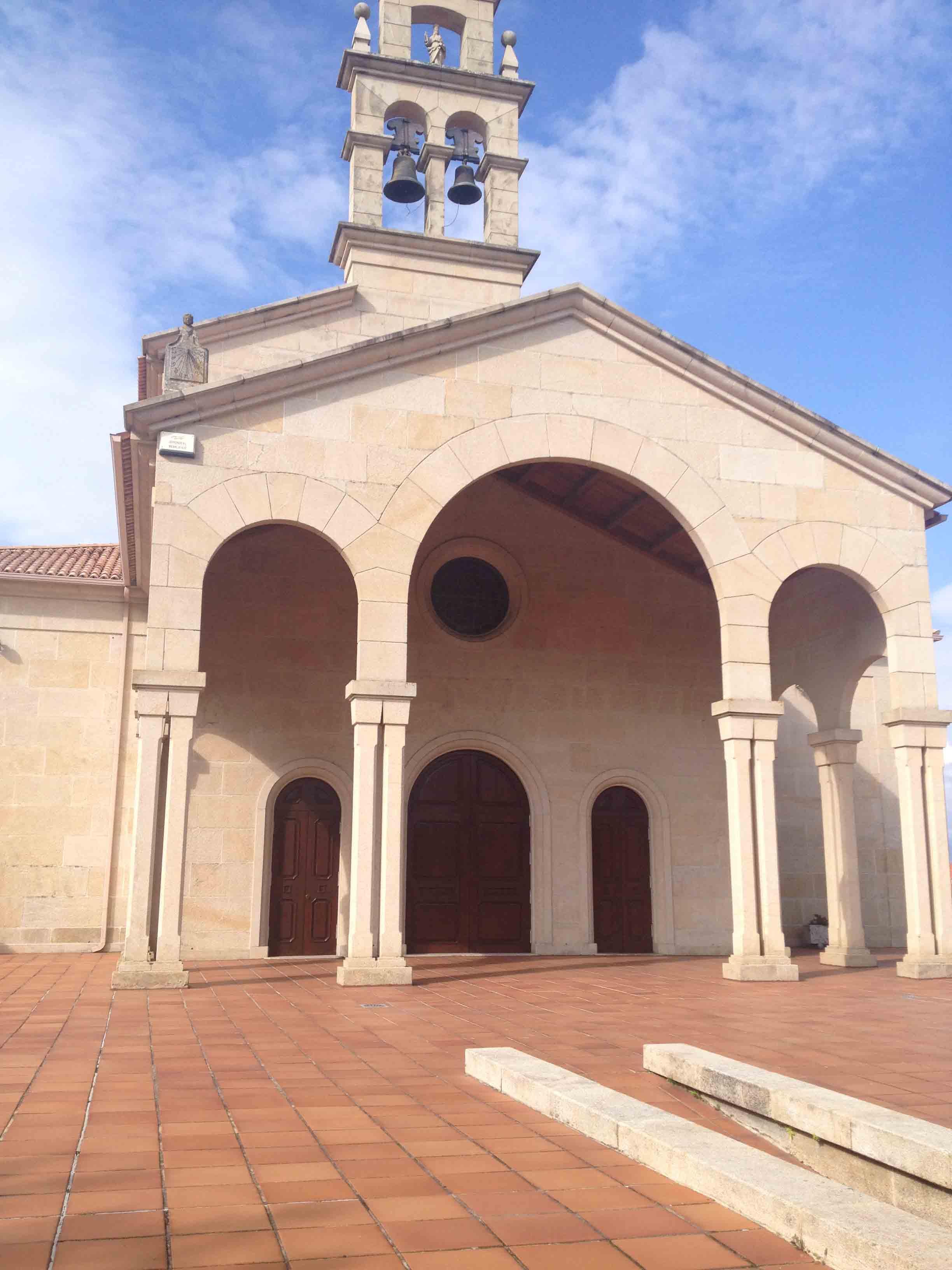 Iglesia Alcabre