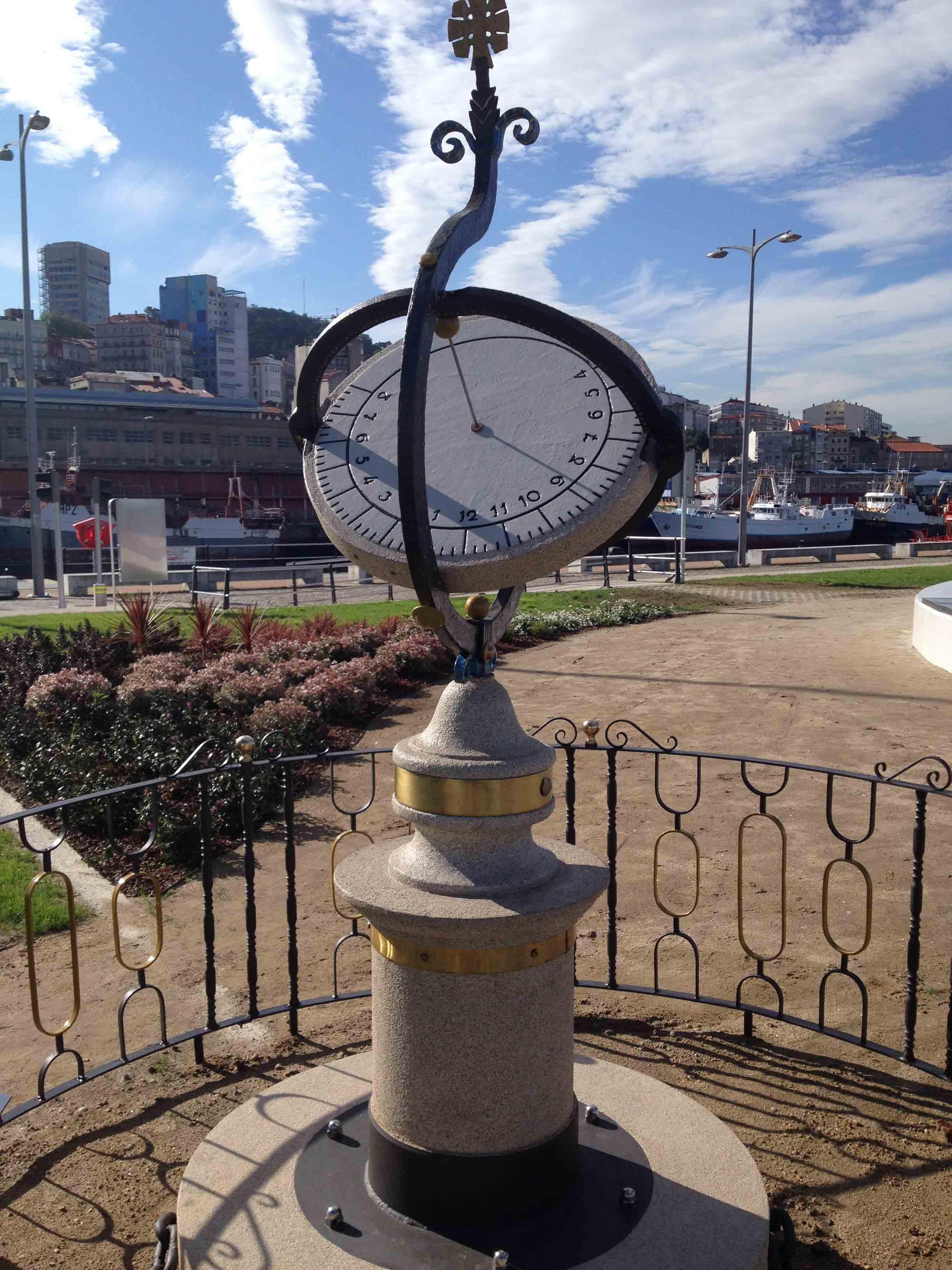 Reloj de Sol Puerto 1