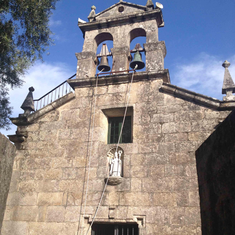 Iglesia de San Martiño de Nespereira - Redondela