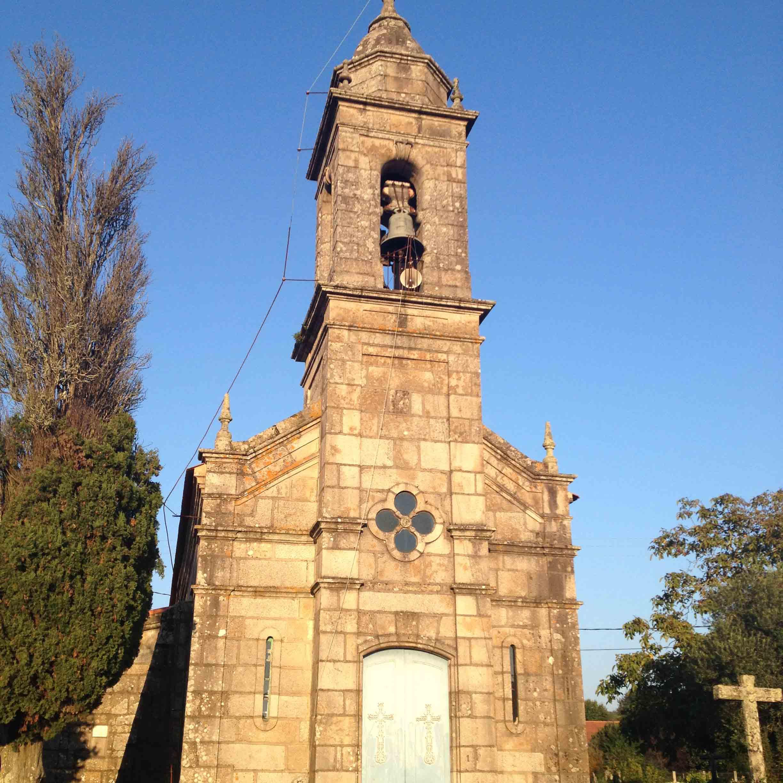 Iglesia de San Miguel de Cabreira - Salvaterra de Miño 2