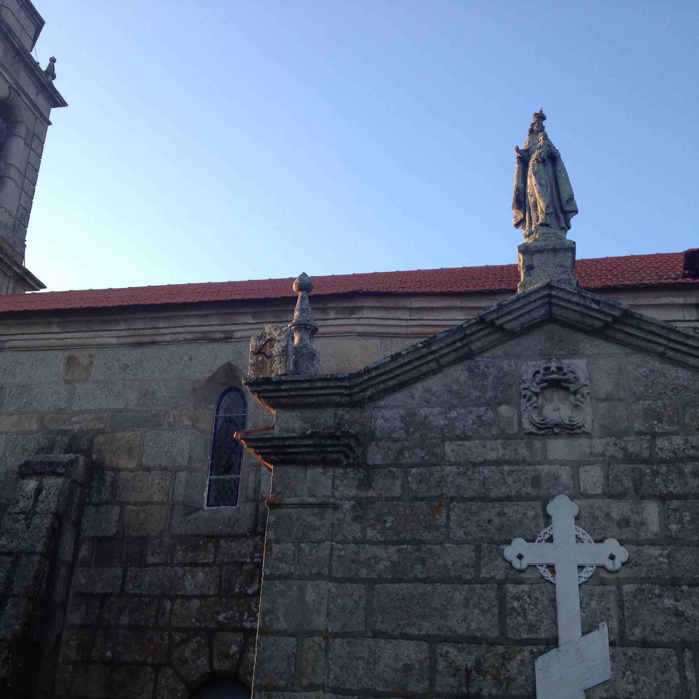 Iglesia de San Miguel de Cabreira - Salvaterra de Miño