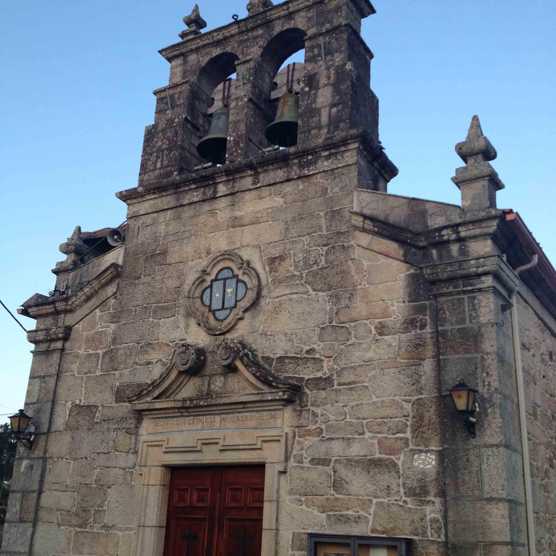 Iglesia de San Salvador de Budiño - O Porriño