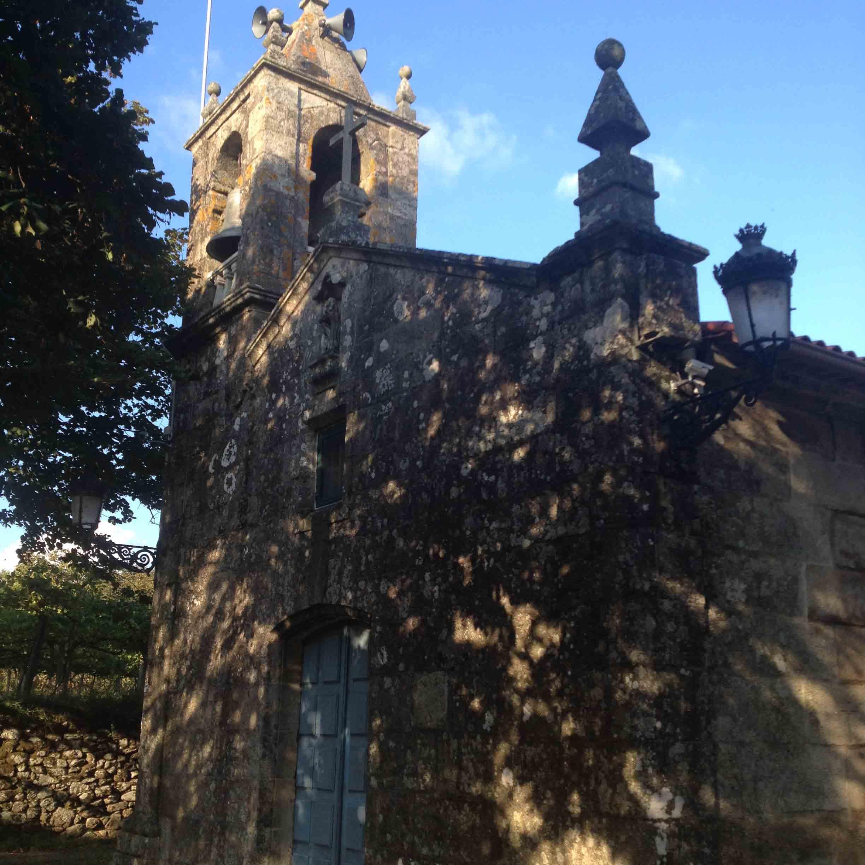 Iglesia de San Xoan Bautista de Barcela - Arbo