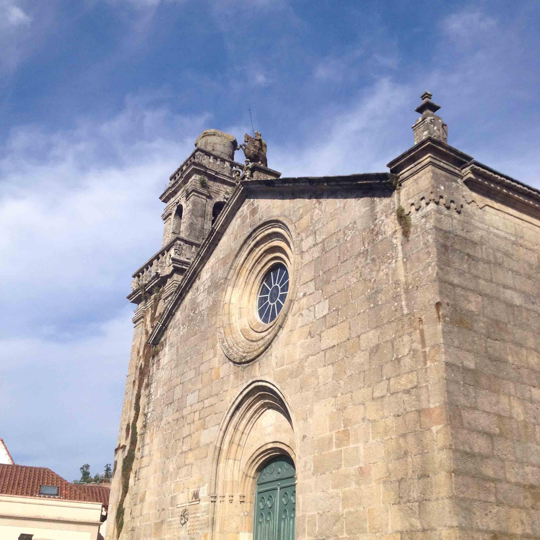 Iglesia de Santiago de Redondela 2