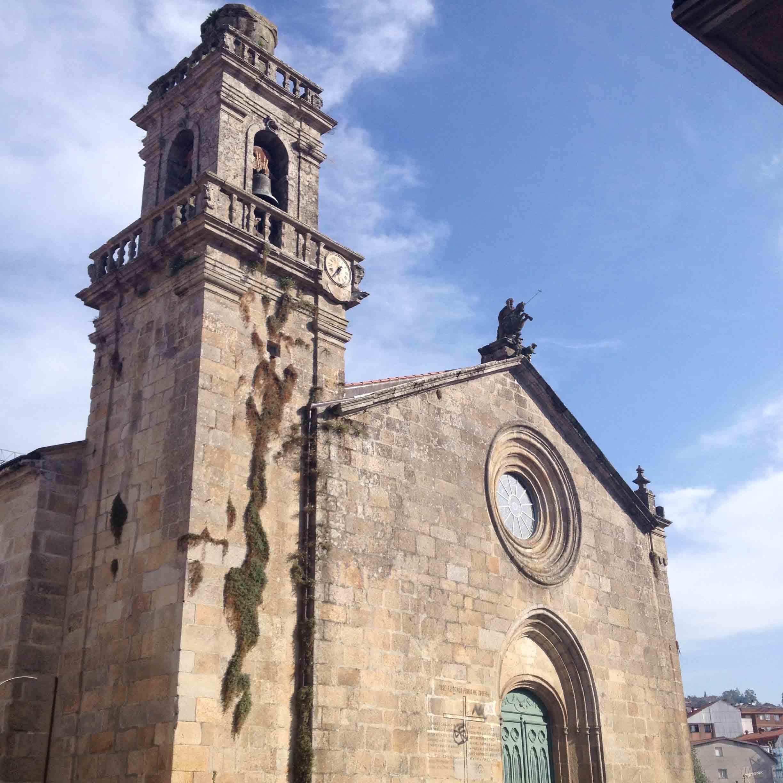 Iglesia de Santiago de Redondela
