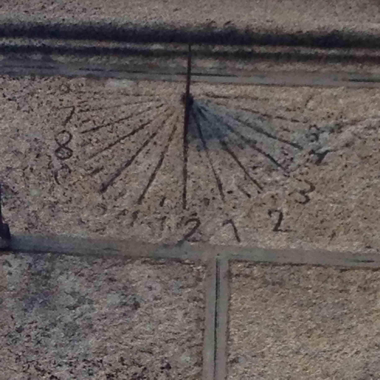 Reloj de sol de San Salvador de Budiño - O Porriño