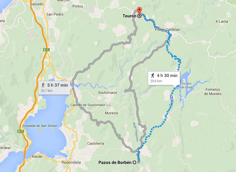 Pazos de Borbén-Tourón