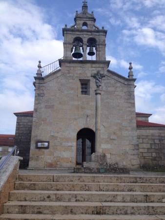 San Salvador de Coruxo
