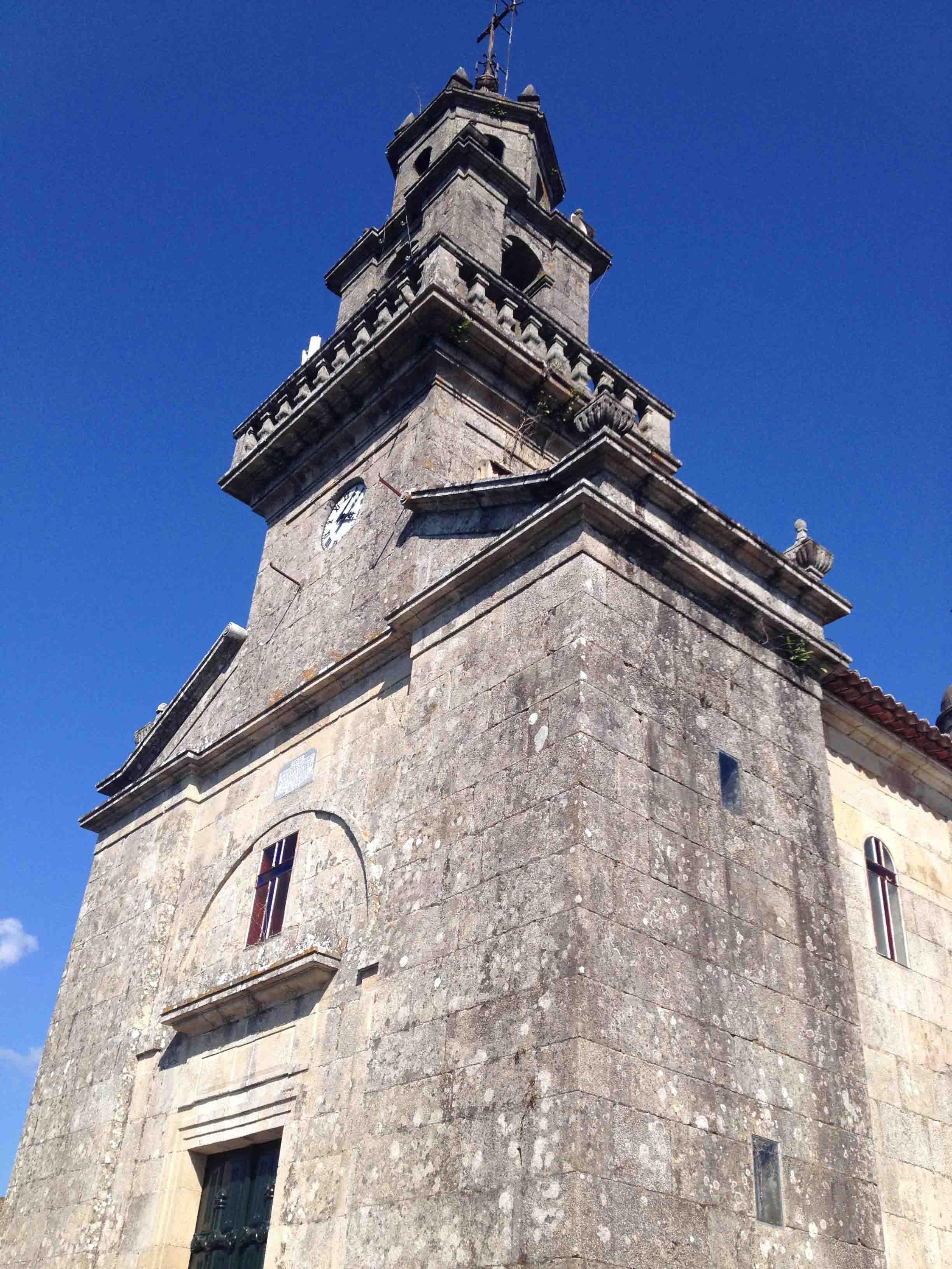 Santa María de Areas