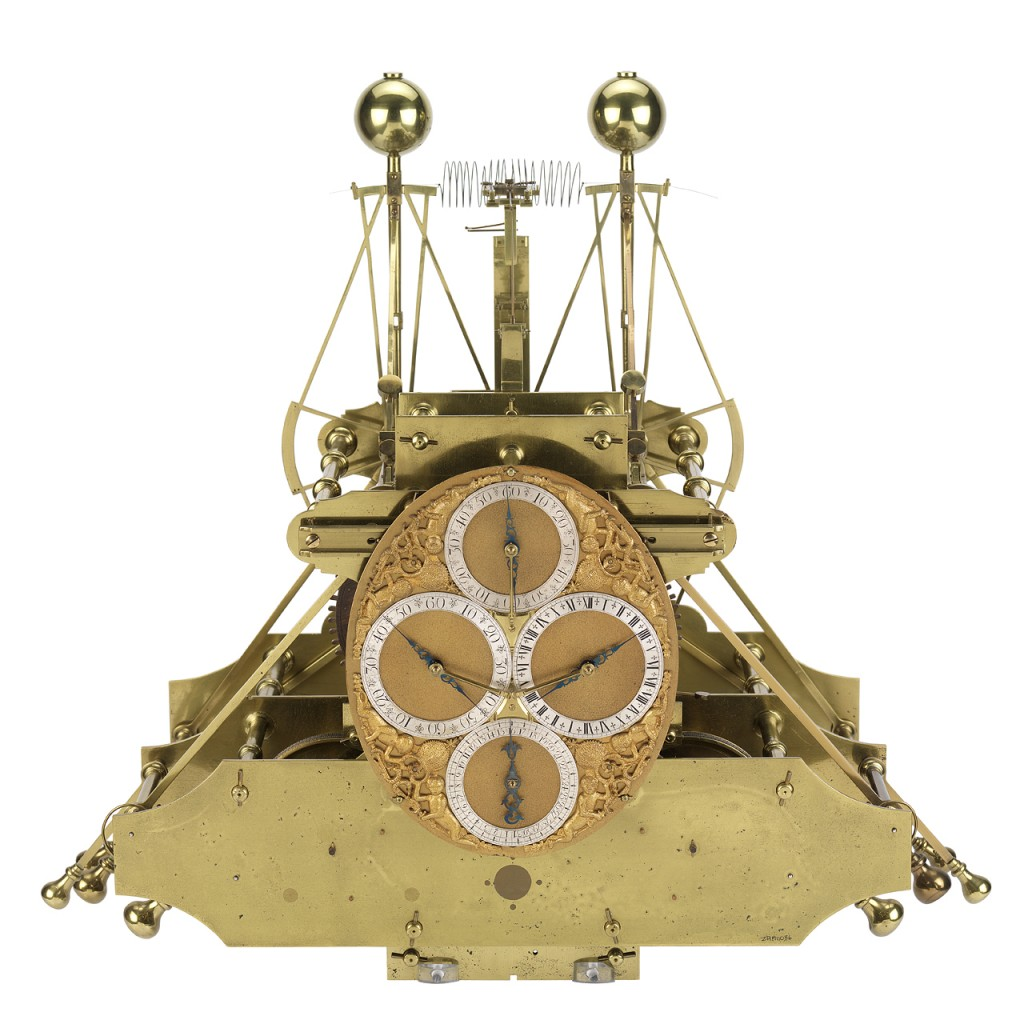 Cronómetro Marino Harrison Number Uno. 1735