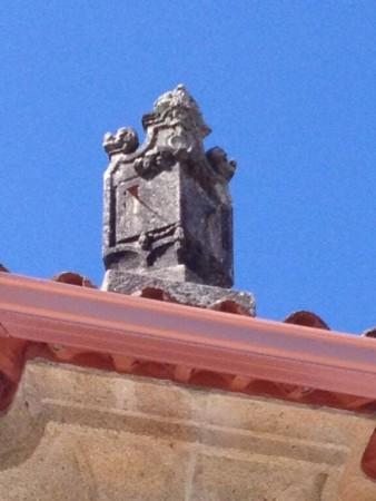 Reloj de sol de San Campio de Lonxe