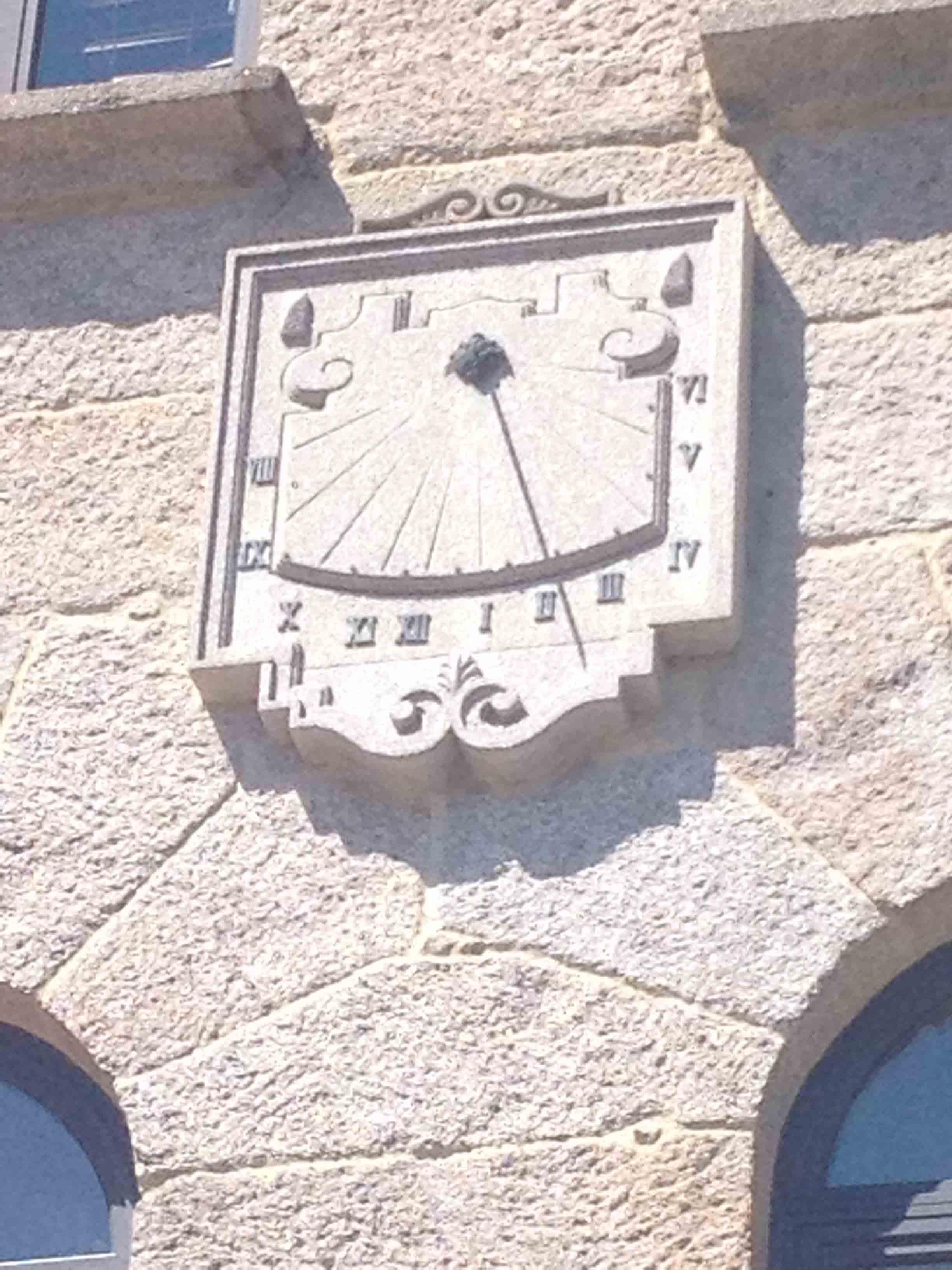 reloj sol sede celta 9