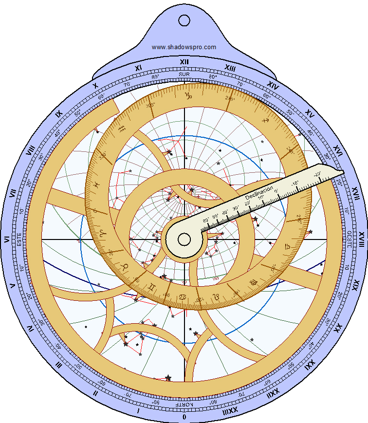 Astrolabio Blateyron