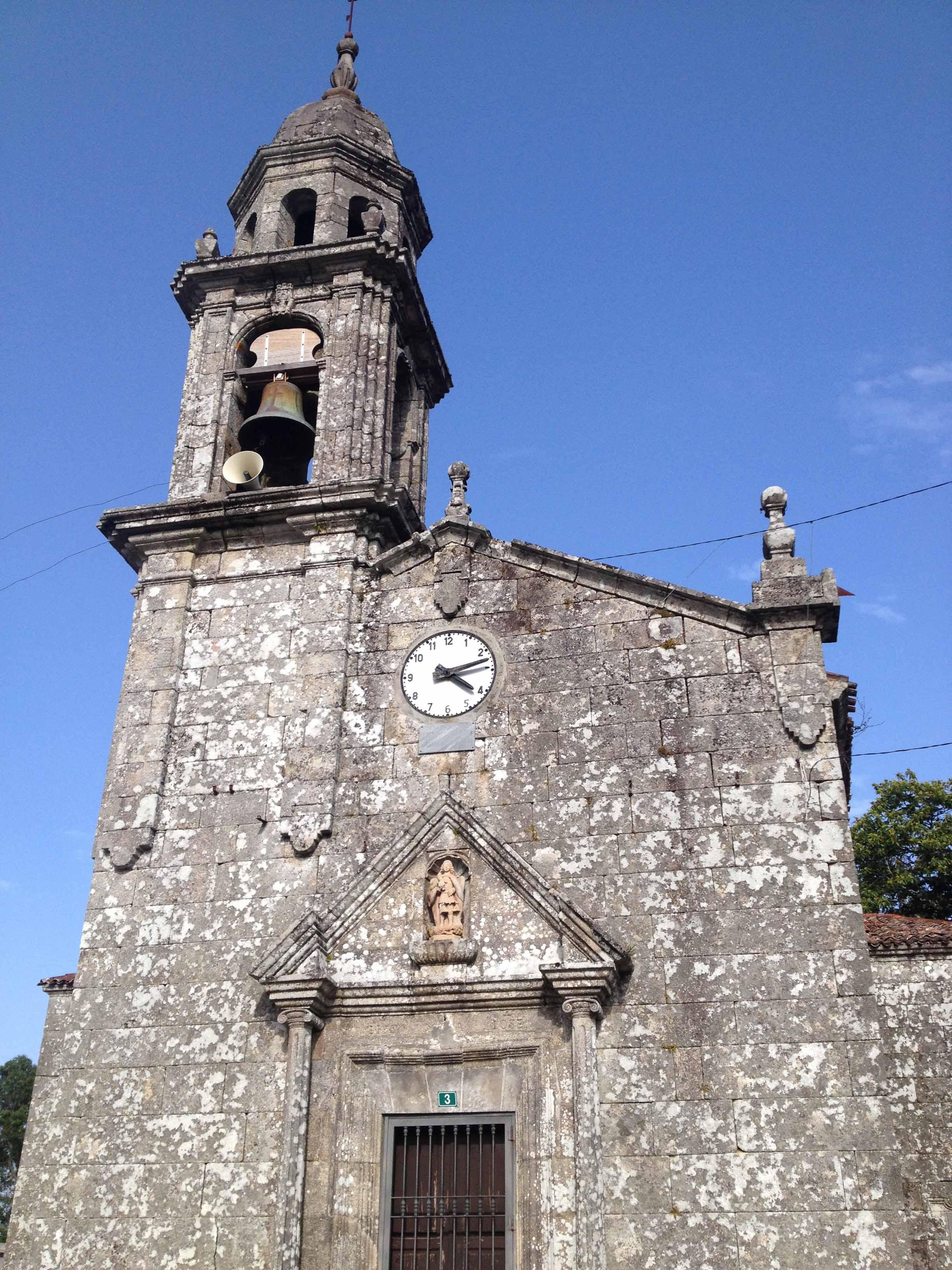 San Miguel De Campo Lameiro